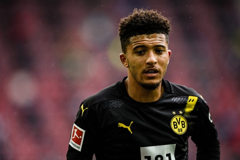 Absen Lawan Bayern, Sancho Dibekukan dari Skuad Dortmund?
