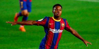 Ansu Fati Kini Lebih Tajam Dari Messi, Lewandowski, Mbappe Hingga Ronaldo