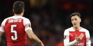 Arsenal Sokratis