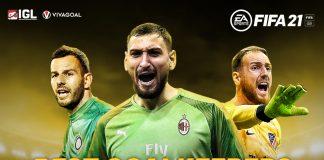 Jajaran Kiper-Kiper untuk FIFA 21 Uttimate Team