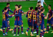 Barcelona Berikan Ekstensi Kontrak Pada Empat Pemain Senior, Siapa Saja?