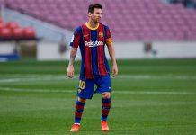Bartomeu Lengser, Messi Pilih Pensiun Di Barcelona