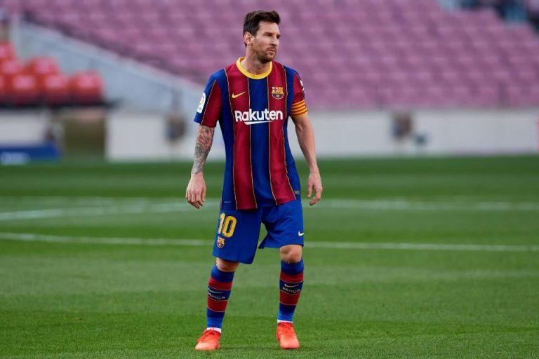 Bartomeu Lengser, Messi Pilih Pensiun Di Barcelona?