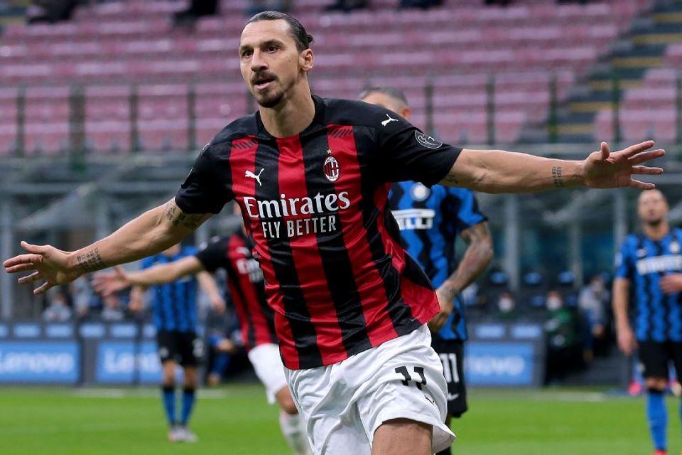 Jadi Pembeda di Milan, Ibrahimovic Disebut Mirip Dua Legenda Ini
