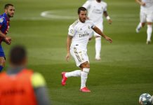 Baru Sembuh Dari Cedera, Zidane Hazard Tidak Akan Diforsir