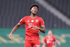 Bayern Munchen Tolak Rencana MU Rekrut Kingsley Coman