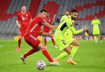 Bayern Munchen vs Atletico Madrid
