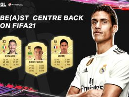 Jajaran Bek Tengah Worth to Buy di FIFA 21 Ultimate Team