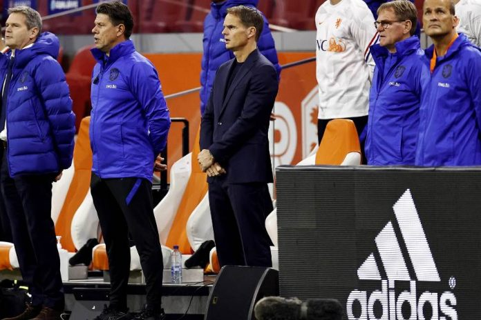 Belanda Tumbang 1-0, Frank De Boer Tambah Koleksi Kekalahan Di Laga Debutnya Sebagai Pelatih
