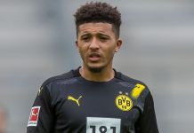 Jadon Sancho menciptakan cerita sukses pesepakbola muda Inggris yang sukses berkarier di Bundesliga Jerman. Gelandang anyar
