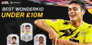 5 Wonderkid Terbaik dengan Harga Murah di Career Mode FIFA 21
