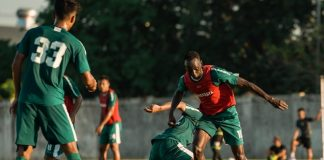 Persebaya Training