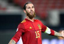 Buat Tekel Unik Ala Tumit, Sergio Ramos Access Denied
