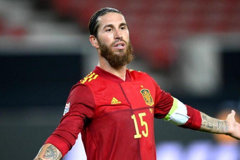 Buat Tekel Unik Ala Tumit, Sergio Ramos: Access Denied