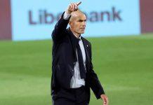 Bukan Vinicius, Tapi Zidane Pilih Memuji Thibaut Courtois
