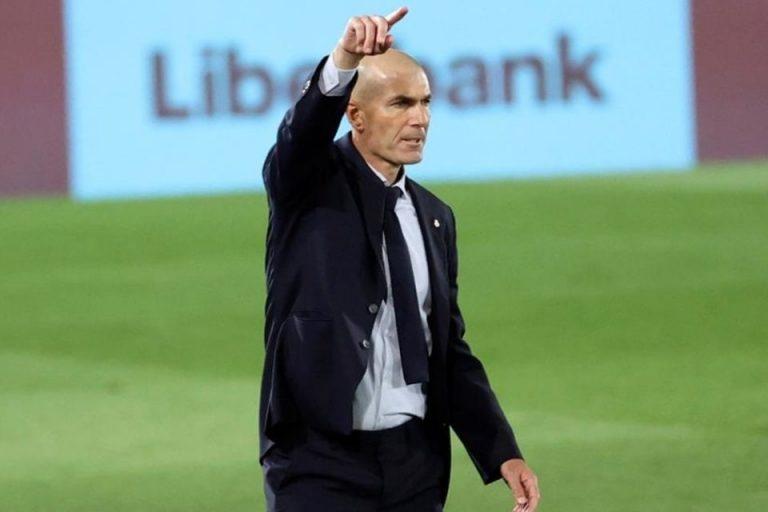 Madrid Puncaki Klasemen, Zidane: Ini Belum Yang Terbaik