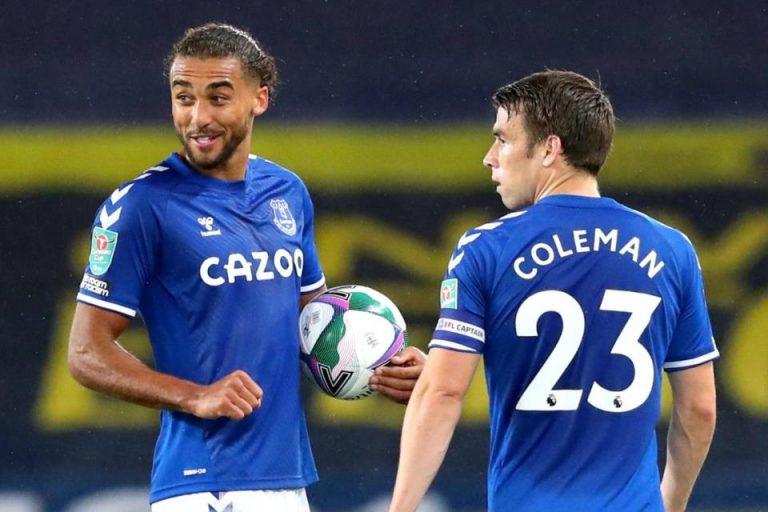 Kejadian Mengharukan Warnai Pemanggilan Penyerang Everton ke Timnas Inggris