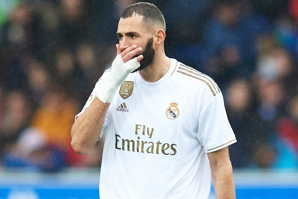 Cerita Benzema Yang Pernah Kalah Bersaing Dari Higuain Di Real Madrid