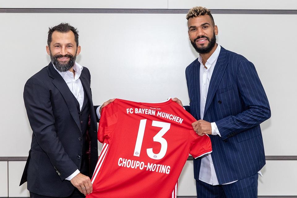 Kenapa Bayern Munchen Mendatangkan Choupo-Moting?