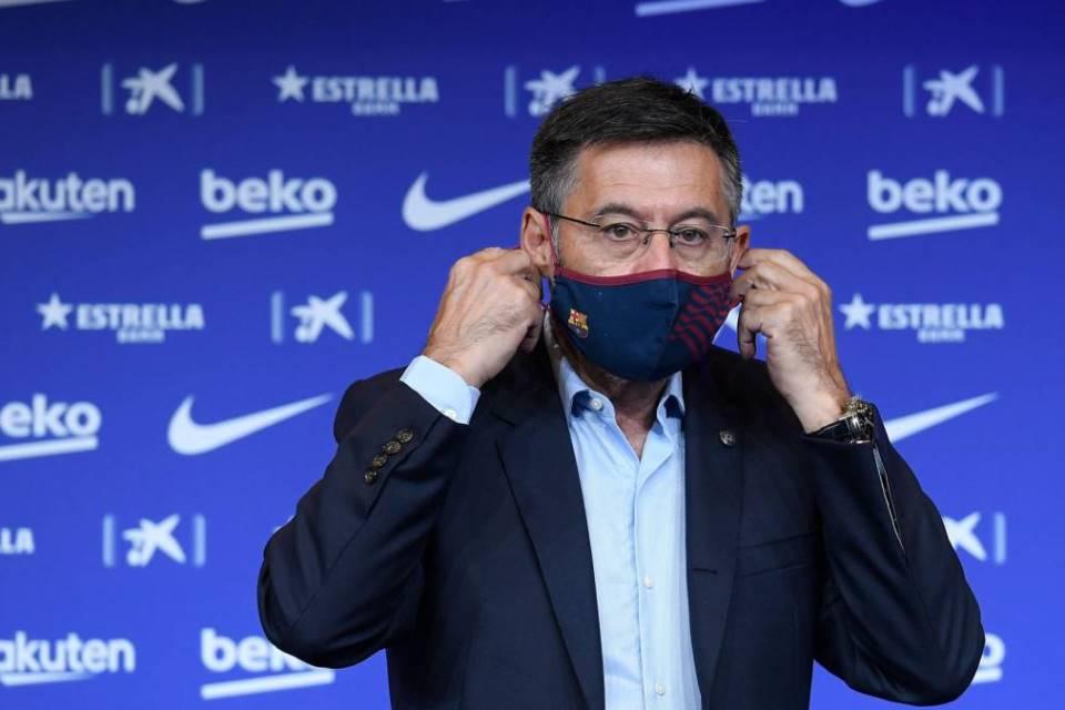 Disebut Bocorkan Detil Kontrak Messi, Begini Jawaban Mantan Presiden Barcelona