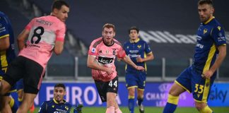 Tuk Kedua Kalinya, Juventus Harus Ditahan Imbang