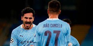 Di Liga Champions, Man City Paling Jago Soal Gol Dari Tendangan Bebas