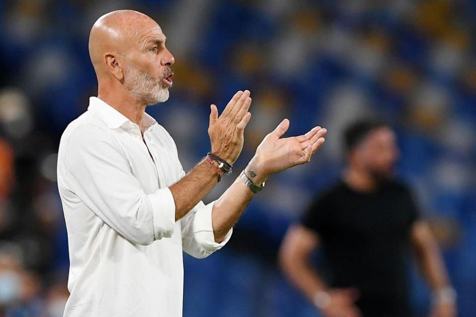 Stefano Pioli, pelatih AC Milan