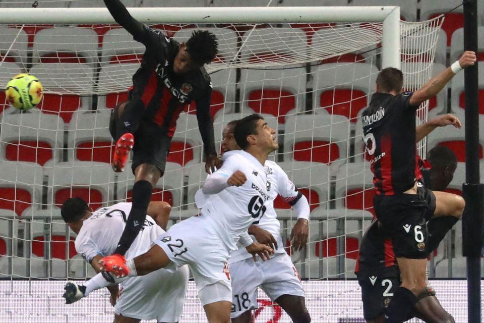 Ditahan Imbang Nice, Lille Gagal Kudeta PSG Di Puncak Klasemen