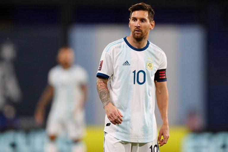 Diteriaki Sepanjang Laga, Messi Panggil Pelatih Bolivia 'Botak'