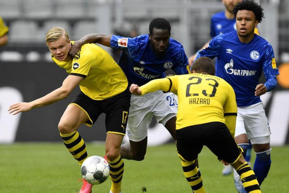 Dortmund Scahlke Streaming