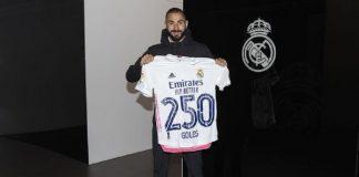 Resmi! Benzema Tembus 4 Besar Top Scorer Madrid Sepanjang Masa