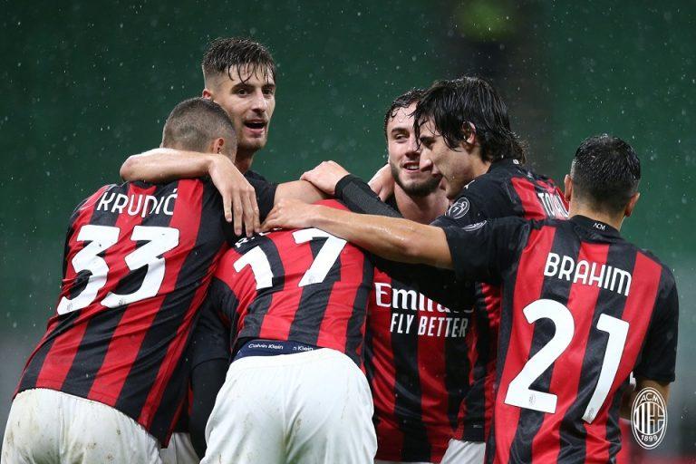 Legenda Milan Yakin Rossoneri Berada di Jalur Kemenangan