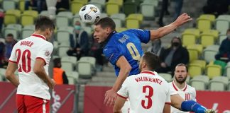 Tahan Imbang Italia, Polandia Puas Performa Pemain Mudanya