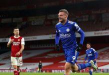 Arsenal Dipermalukan Leicester City