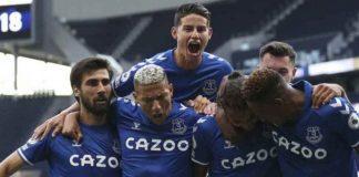Timnya Tampil Impresif, Punggawa Baru Everton Titipkan Pesan Ini