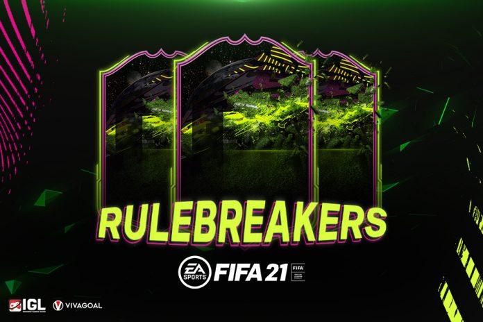 Jajaran Pemain yang Hadir dalam FIFA 21 Rulebreaker