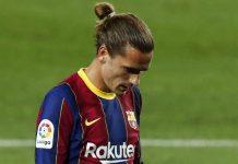 Kalau Mau Hengkang Dari Barcelona, Griezmann Diajak Main di Luar Eropa