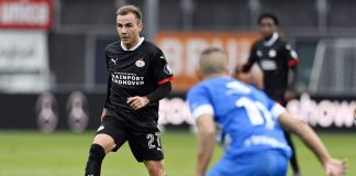 Dibuang Dortmund, Mario Gotze Beri Bukti Pada PSV Eindhoven
