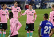 Hasil Pekan ke-6 LaLiga Spanyol Barcelona Terlempar ke Papan Tengah