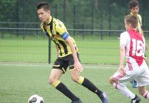 Profil Jayden Houtriet, Opsi Baru Untuk Lini Tengah Timnas U-19