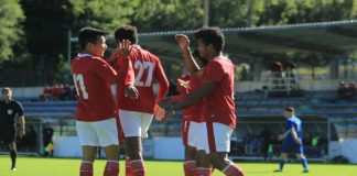 Gelandang Timnas U-19 Ini Sempat Bosan Terus Berada di Pinggir Lapangan