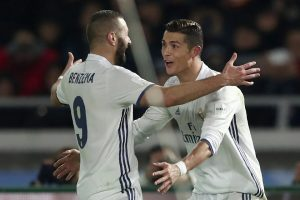 Bukti Benzema Usai Real Madrid Ditinggal Ronaldo