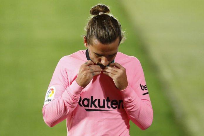 Jika Situasi Tak Berubah, Griezmann Pergi Saja Dari Barcelona