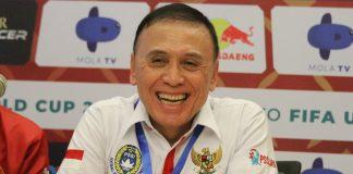 Ketum PSSI Puas Dengan Rekor Apik Shin Tae Yong Di Timnas U-19