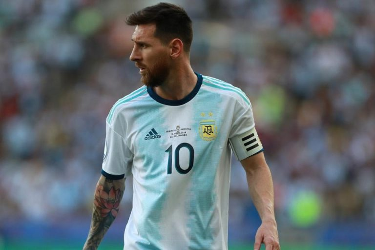 Ini Alasan Messi Kerap Melempem Di Timnas Argentina!