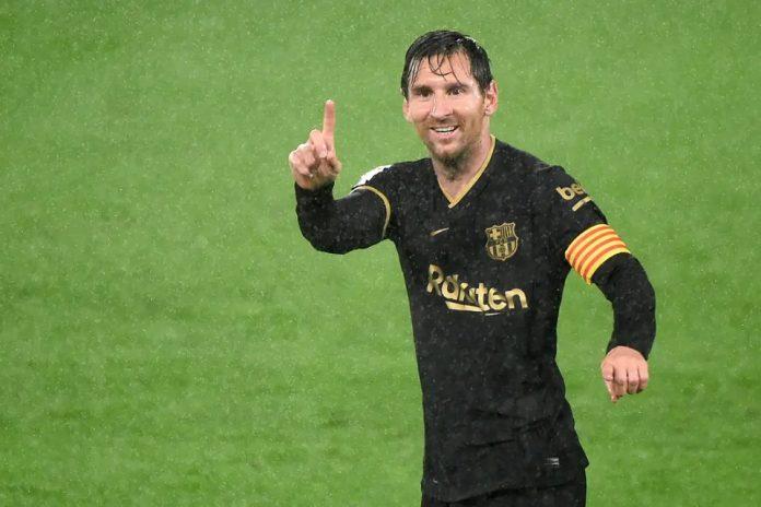 Messi Diklaim Sangat Bahagia di Barcelona Usai Bikin Ribut?