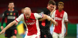 Ajax Bermain Lebih Baik, Liverpool Hanya Beruntung