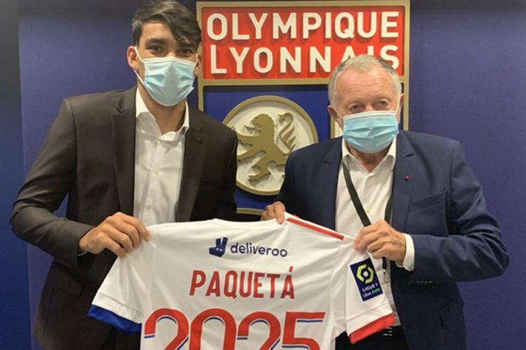 Resmi! Paqueta Tinggalkan Milan dan Gabung Olympique Lyon