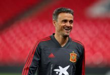 Luis Enrique Sesalkan Timnas Spanyol Tak Punya Striker Macam Luis Suarez