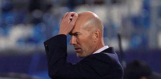 Madrid Kalah Dari Shakhtar, Zidane Saya Juga Bingung